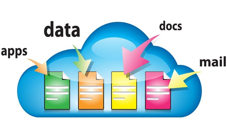 Datasikkerhed i skyen. Har du overhovedet overvejet hvor sikre dine data egentlig er ude i den sky?