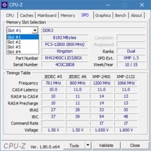 Hvor meget RAM kan der være i min computer?